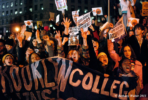 Occupy and Education